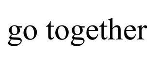 mark for GO TOGETHER, trademark #85907426
