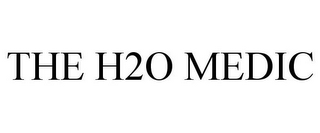 mark for THE H2O MEDIC, trademark #85907485