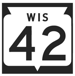 mark for WIS 42, trademark #85907491