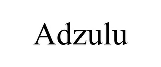 mark for ADZULU, trademark #85907502