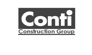 mark for CONTI CONSTRUCTION GROUP, trademark #85907579