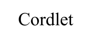mark for CORDLET, trademark #85908487