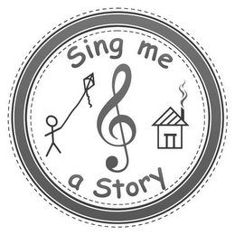 mark for SING ME A STORY, trademark #85908716