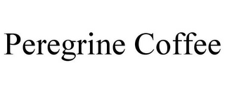 mark for PEREGRINE COFFEE, trademark #85909173