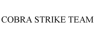 mark for COBRA STRIKE TEAM, trademark #85909607