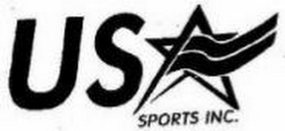 mark for USA SPORTS INC., trademark #85909675