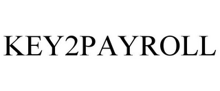 mark for KEY2PAYROLL, trademark #85909677