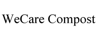 mark for WECARE COMPOST, trademark #85909678