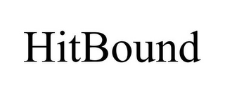 mark for HITBOUND, trademark #85909974