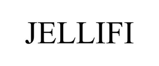 mark for JELLIFI, trademark #85910039