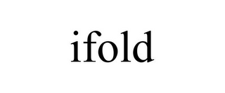 mark for IFOLD, trademark #85910262
