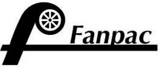 mark for F FANPAC, trademark #85910316