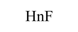 mark for HNF, trademark #85910428