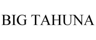 mark for BIG TAHUNA, trademark #85910715