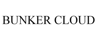 mark for BUNKER CLOUD, trademark #85910761