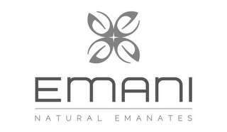 mark for EMANI NATURAL EMANATES, trademark #85910806