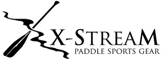 mark for X-STREAM PADDLE SPORTS GEAR, trademark #85910963
