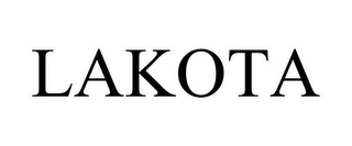 mark for LAKOTA, trademark #85911000