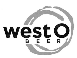 mark for WEST O BEER, trademark #85911030