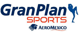 mark for GRAN PLAN SPORTS AEROMEXICO, trademark #85911077