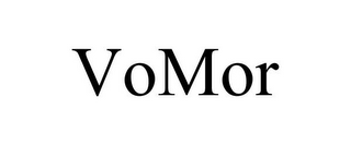 mark for VOMOR, trademark #85911105