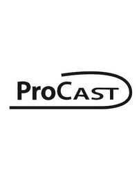 mark for PROCAST, trademark #85911152