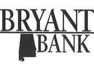 mark for BRYANT BANK, trademark #85911196