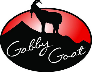 mark for GABBY GOAT, trademark #85911337