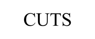 mark for CUTS, trademark #85911483