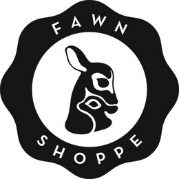 mark for FAWN SHOPPE, trademark #85911571