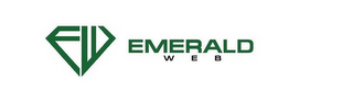 mark for EW EMERALD WEB, trademark #85911649