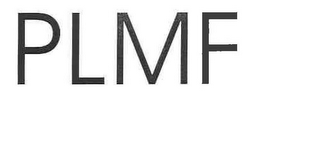 mark for PLMF, trademark #85911833