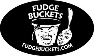 mark for FUDGE BUCKETS FUDGEBUCKETS.COM, trademark #85911836