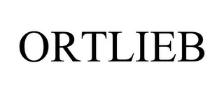 mark for ORTLIEB, trademark #85911913