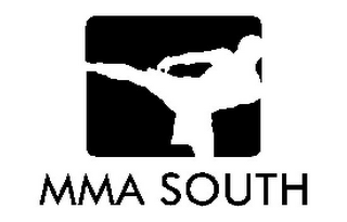 mark for MMA SOUTH, trademark #85911935