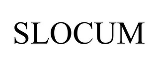 mark for SLOCUM, trademark #85912715