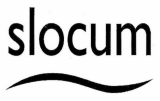 mark for SLOCUM, trademark #85912718