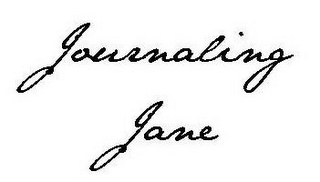 mark for JOURNALING JANE, trademark #85912957