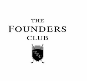 mark for THE FOUNDERS CLUB TFC, trademark #85913266