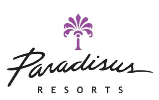 mark for PARADISUS RESORTS, trademark #85914366