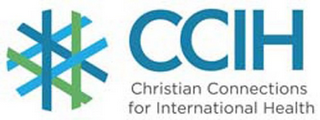 mark for CCIH CHRISTIAN CONNECTIONS FOR INTERNATIONAL HEALTH, trademark #85914969