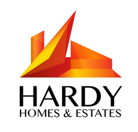 mark for HARDY HOMES & ESTATES, trademark #85915002