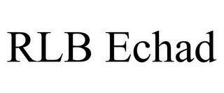 mark for RLB ECHAD, trademark #85915609