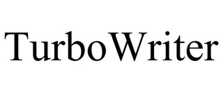 mark for TURBOWRITER, trademark #85916231