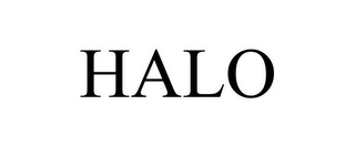 mark for HALO, trademark #85916235