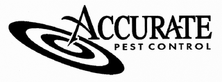 mark for ACCURATE PEST CONTROL, trademark #85916270