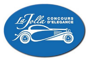 mark for LA JOLLA CONCOURS D'ELEGANCE, trademark #85916550
