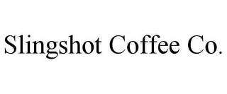 mark for SLINGSHOT COFFEE CO., trademark #85917363