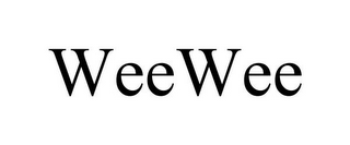 mark for WEEWEE, trademark #85917630