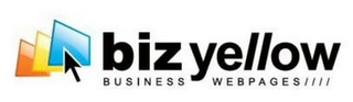 mark for BIZ YELLOW BUSINESS WEBPAGES, trademark #85917677
